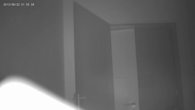 Infrarot Überwachungskamera Test