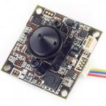 Platinen Minikamera mit Pinhole-Objektiv